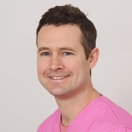 Dr James Fenton